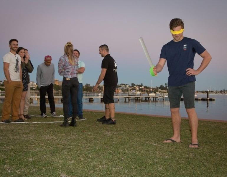 School Camp Activities -