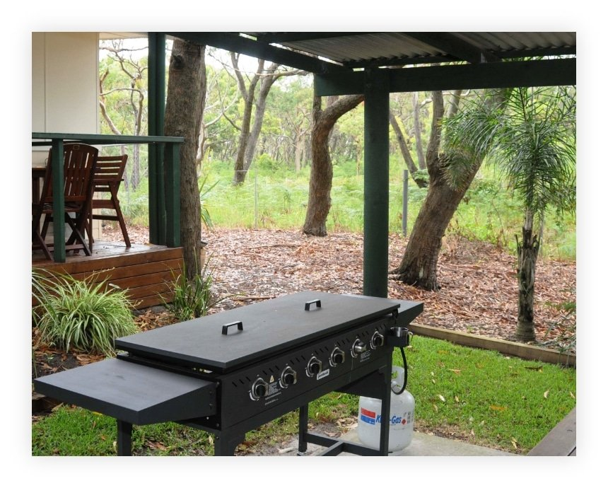 Accommodation Facilities - The Retreat Port Stephens