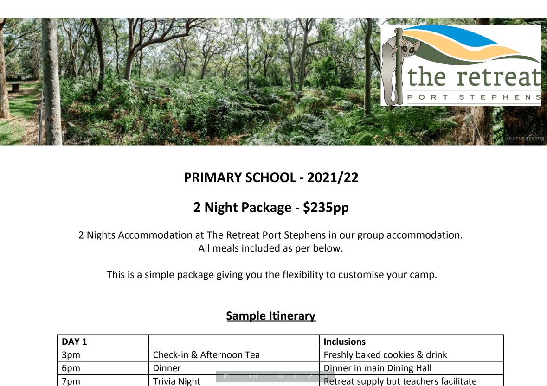 Primary School -