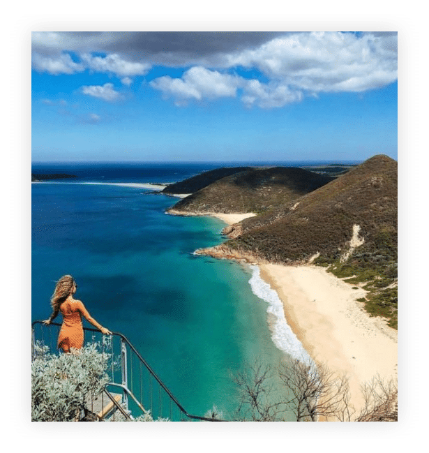 Couples Romantic Escape – 3 Nights - Port Stephens Accommodation - The Retreat Port Stephens